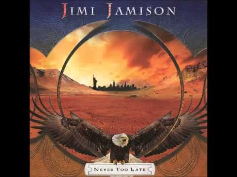Jimi Jamison - The Great Unknown