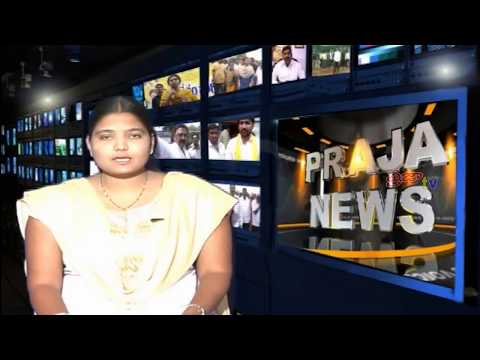 Praja Cable TV // News Bulletin // August 14th // 2017