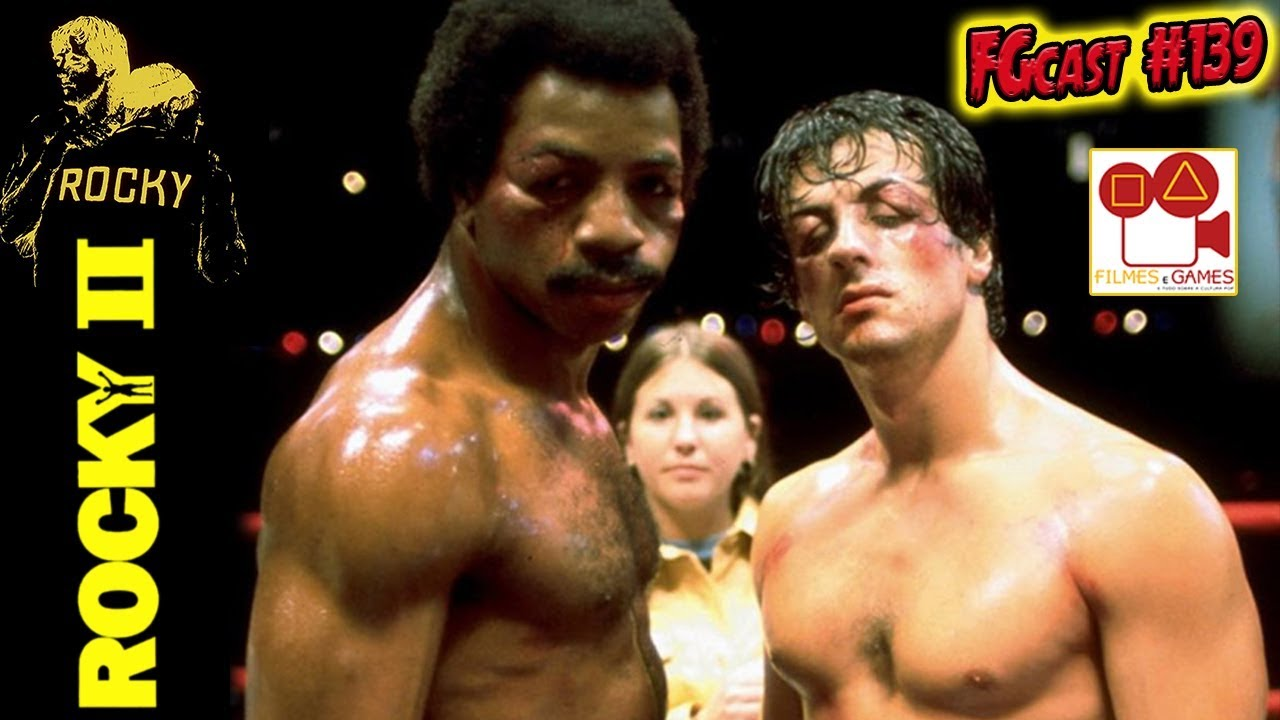 Rocky 2 A Revanche Rocky Ii 1979 Fgcast 139 Youtube