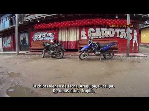 Documental TRATA DE PERSONAS en Madre de Dios - DRTPE