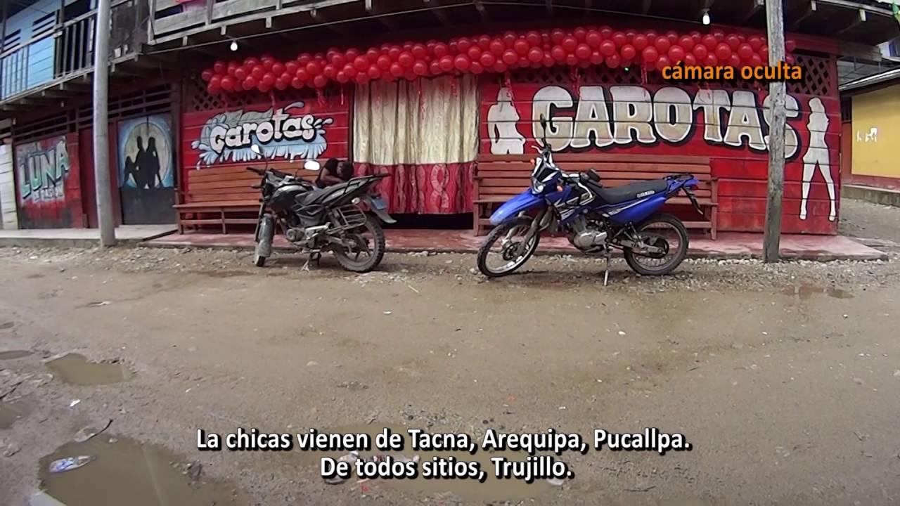 Teen girls in Puerto Ayacucho