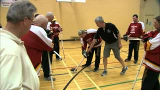 Floor Hockey - Face Off's