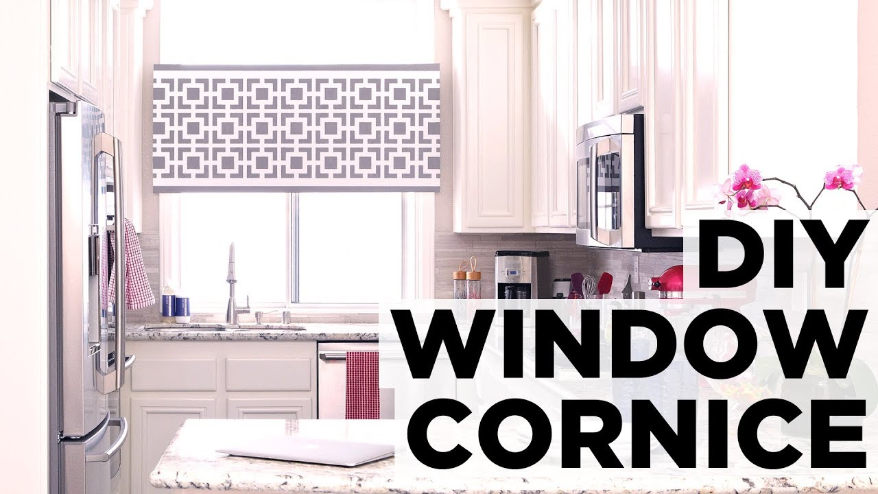 Delicieux How To Make A Window Cornice Box   HGTV