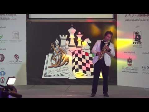 Opening Ceremony23rd Abu Dhabi International Chess Festival 2016