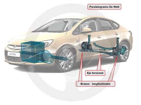 Opel Astra Sedan 1.7 CDTI (1/4)