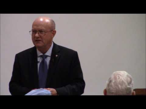 Climate change and national security Col Wilkerson