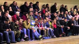 Бипа (Одесса) - Волыньбаскет (Луцк)  5_11_2015  Обзор
