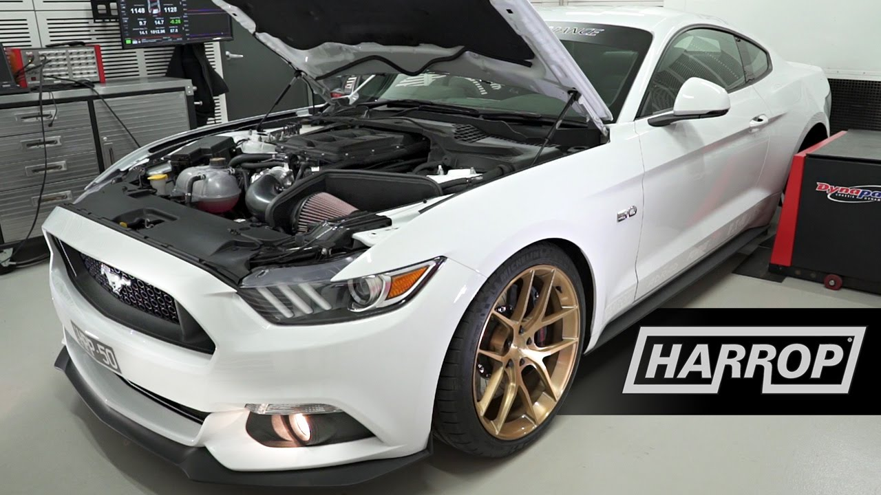 Harrop mustang 5 0 supercharger kit technical review