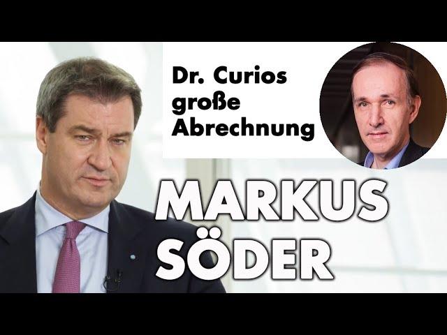 Markus Söder: Wofür steht er? Ein Turbopopulist im Porträt
