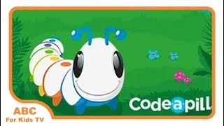 Think & Learn Code a pillar Fisher Price l Coding Game For Kids  : ABC For Kids TV