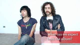 Justice - NME Photo Shoot (Part One)