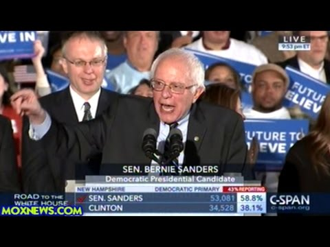 "Bernie Sanders ""I Voted Against The War In Iraq And That Was The Right Vote!"""