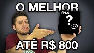 QUAL É O MELHOR CPU ATÉ R$ 800 QUE BATE O i5 8400 E i5 9400 NOS GAMES, TRABALHO E CUSTO BENEFÍCIO?
