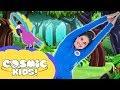 Saturday Morning Yoga! | Stezzi the Parrot