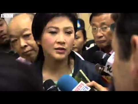 Thailand elections  PM backs vote despite disruptions