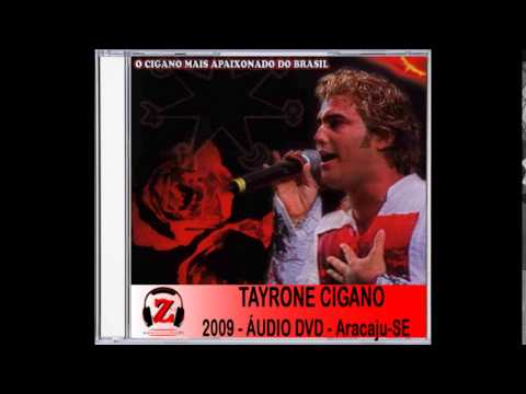 tayrone cigano dvd
