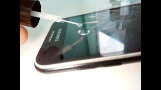 Как убрать трещины и сколы на телефоне. 5 топовых лайфхаков