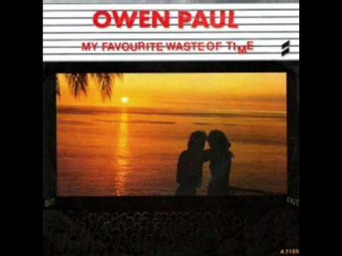 Owen Paul - My Favorite Waste of Time