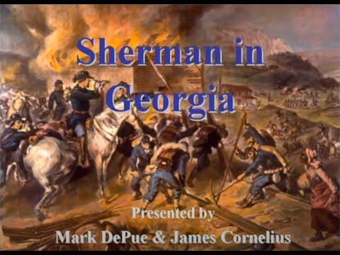 The Civil War Battle Series: Sherman in Georgia