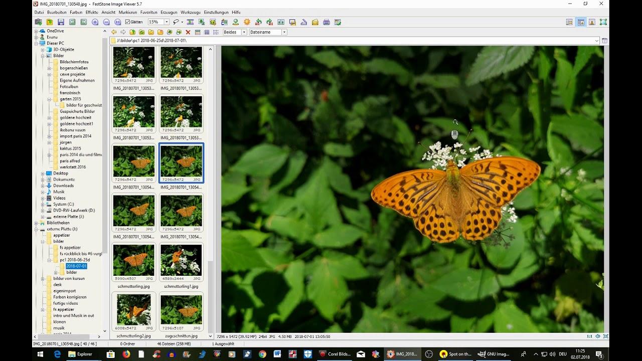 Faststone Image Viewer 6.5 #10 Leinwand erstellen Deutsch ...