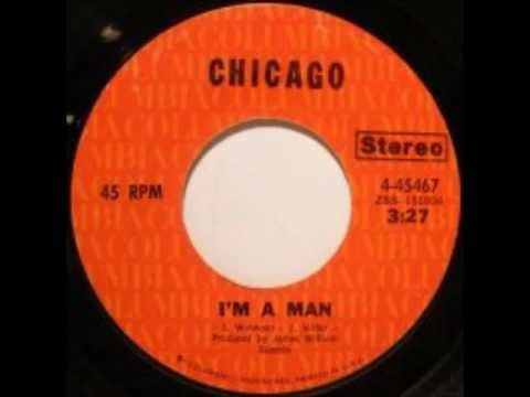 Chicago - I'm a Man [Rub 'n' Tug Edit]