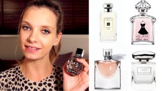 Autumn Fragrance Reviews - Ten Great Perfumes!