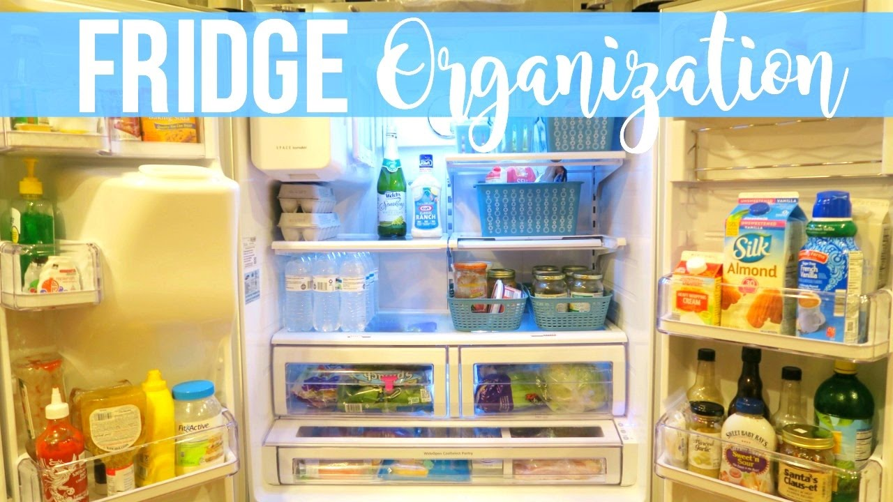 Merveilleux FRIDGE ORGANIZATION | DOLLAR TREE FOOD STORAGE IDEAS | Page Danielle