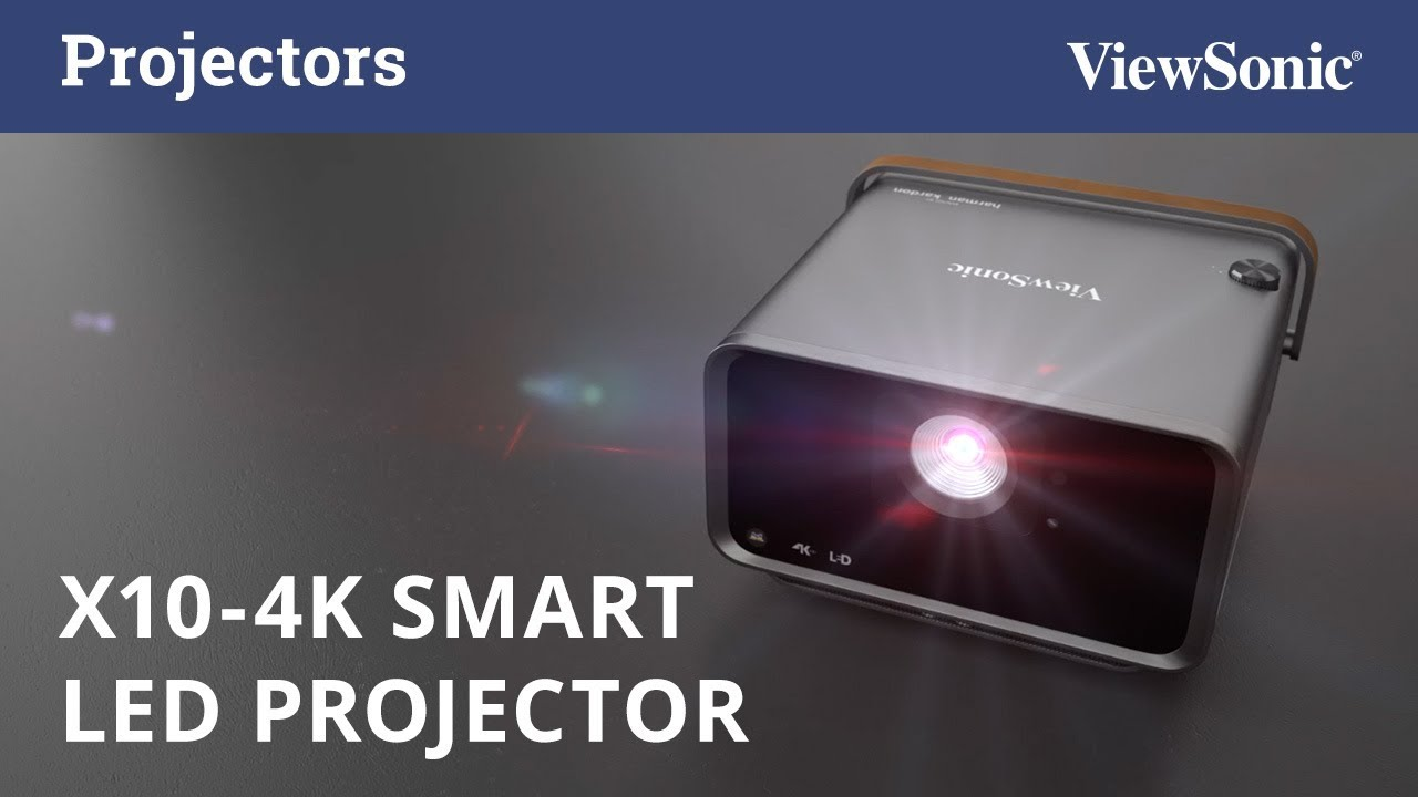 The Best 4K Projector? All in one, everything you need