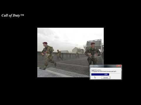 Tutorial Instalación Call Of Duty United Offensive
