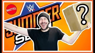 SURPRISE MATTEL UNBOXING - FULL OF NEW WWE ACTION FIGURES!!!