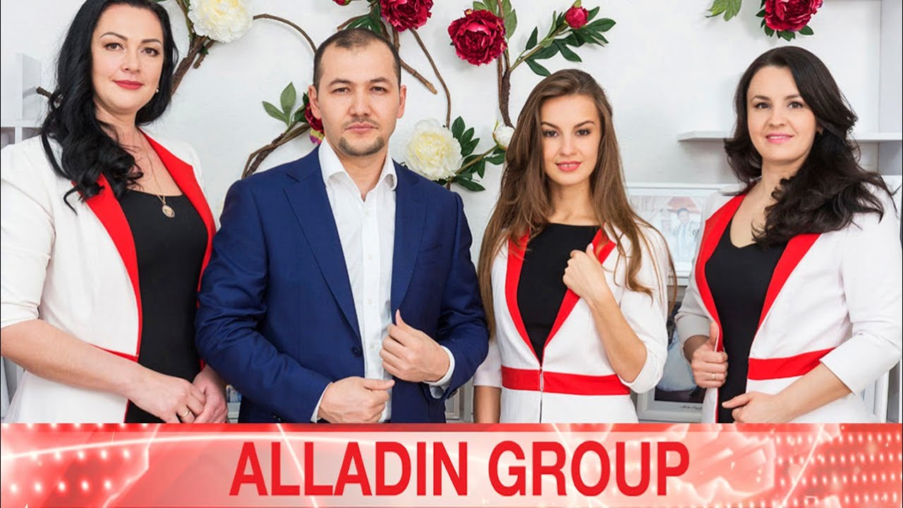 ALLADIN GROUP - EVENT & PRODUCTION COMPANY