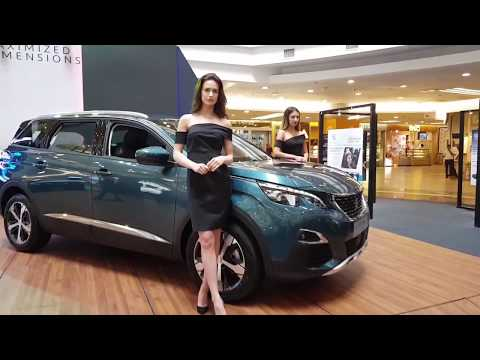 2018 Peugeot 5008 7 Seater Walk Around Review | EvoMalaysia.com