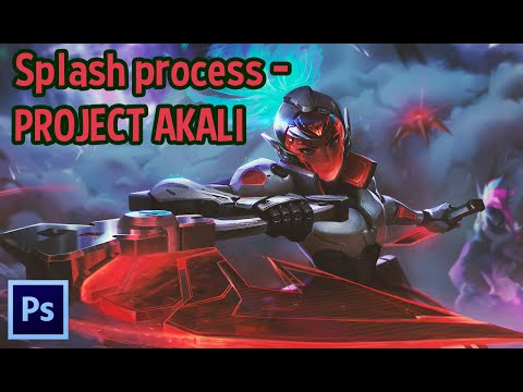 Splash process - PROJECT AKALI