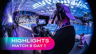 ISL SEASON 3 | MAṪCH 8 DAY 1 HIGHLIGHTS