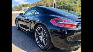 Porsche Cayman GTS Uni - DETAILING Ceramiccoating - Paddy poliert PS Car Garage