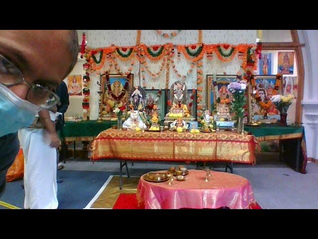 AHA Durga pooja 24th Oct 2020