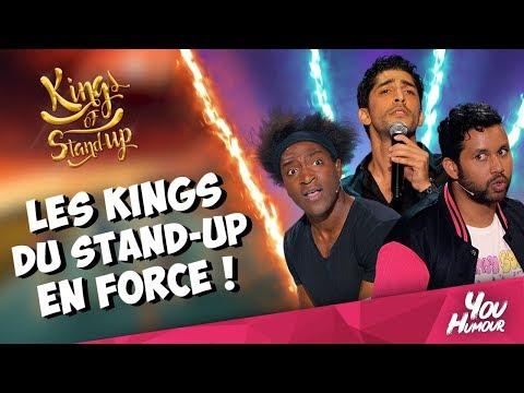 LES KINGS DU STANDUP EN FORCE !