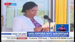 rais-uhuru-tena-aonya-waliopora-nys-asema-serikali-itakabiliana-nao-vilivyo