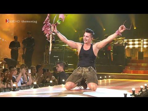 Andreas Gabalier - I sing a Liad für di - Wiener Stadthalle 2012