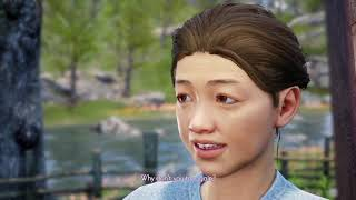 SHENMUE 3 NEW IN GAME FOOTAGE | IGN JAPAN GAMEPLAY