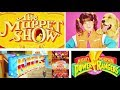 34 Kids' TV Shows from the 70s to early 90s (highest quality)
