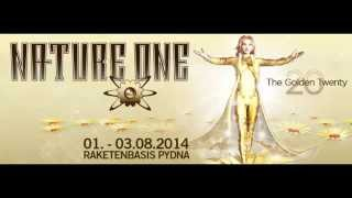 AnGy KoRe LIVE 02.08.2014 @ Nature One 2014 The Golden Twenty