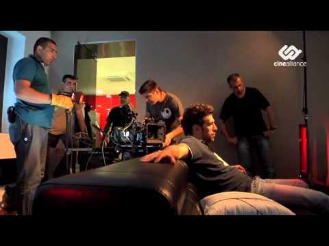 Sharp Azerbaijan TVC Making of Video By Cinealliance