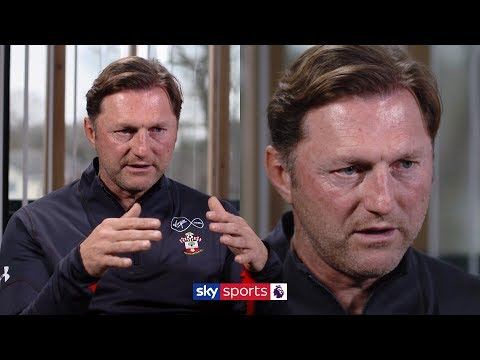Ralph Hasenhüttl outlines his 'Alpine Klopp' philosophy | Exclusive Interview