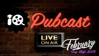 Pubcast! (02/9) Day Shift