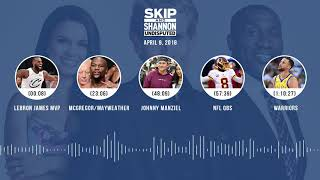 UNDISPUTED Audio Podcast (4.09.18) with Skip Bayless, Shannon Sharpe, Joy Taylor | UNDISPUTED thumbnail