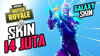 HOW TO DAPETiN The MOST EXPENSIVE SKiN x GALAXY SKiN 14 Millions!! 😁 Fortnite Mobile Australia