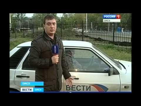 Всемирный день без автомобиля (ВЕСТИ-Омск, эфир 22 сентября 2014)