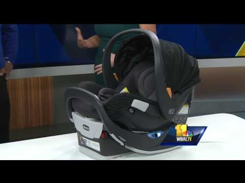 Video: Trade in your old baby car seat at Babies 'R' Us