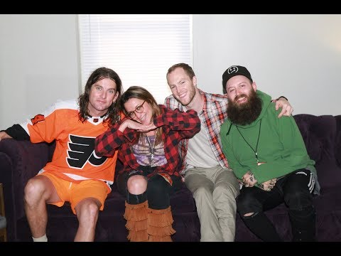 Off The Air: Jammin' Jessie - WATCH: Judah And The Lion Job Interview